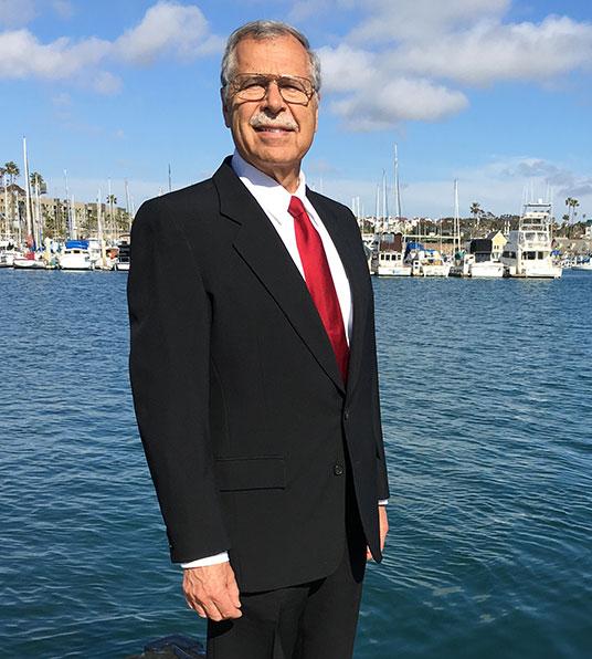 Michael Barati CEO of Genesis Coaching Group, Southern California