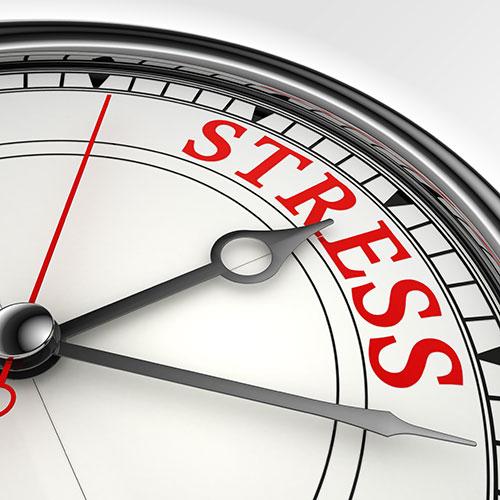 stress-clock